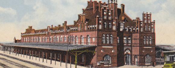 Dworzec w Nowych Skalmierzycach zabytkiem